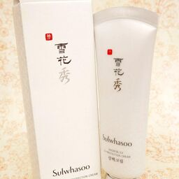 [Review] Kem dưỡng chống nắng Sulwhasoo Snowise EX UV Protection Cream.