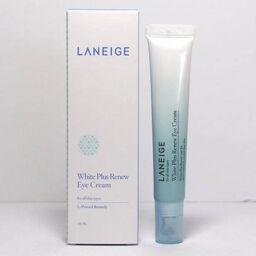Kem mắt LANEIGE đặc trị quầng thâm White Plus Renew Eye Cream – Ít người biết cách để có một đôi mắt sáng không tì vết!