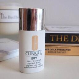 [REVIEW] Clinique BIY™ Blend It Yourself Pigment Drops