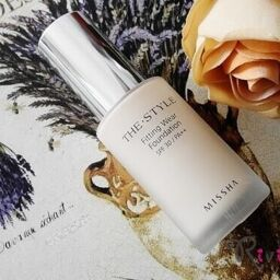 [REVIEW] Kem nền MISSHA Makeup THE STYLE FITTING WEAR FOUNDATION