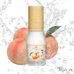 Tinh chất SKINFOOD kiềm dầu Peach Sake Pore Serum, cùng khám phá bí mật!