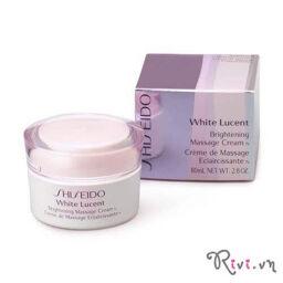 Kem massage Shiseido Brightening Massage Cream N