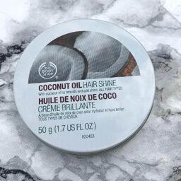 Dầu dưỡng The Body Shop dưỡng tóc Coconut Oil Shine, thoát khỏi tóc khô hư tổn!
