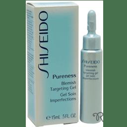 [Review] Gel trị mụn hot nhất năm đây rồi !!!!Shiseido Pureness Blemish Targeting Gel!
