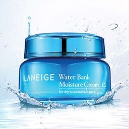[REVIEW] Kem dưỡng ẩm Water Bank Moisture Cream EX