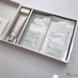 [Review] Mặt nạ Clé de Peau BEAUTÉ Micro–Refining Treatment