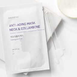 [REVIEW] Mặt nạ Anti-aging mask neck & collarbone