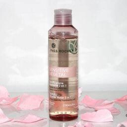 [REVIEW] Nước tẩy trang chiết xuất từ hoa hồng Yves Rocher Soothing Micellar Water 2in1!