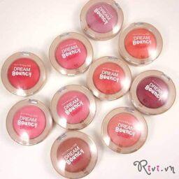 [REVIEW] Má hồng Dream Bouncy Blush