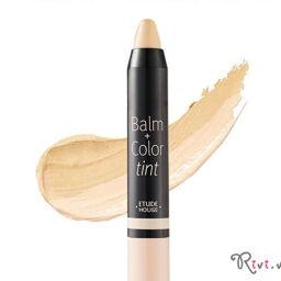 [Review] Son khuyết điểm ETUDE HOUSE Balm Color Tint Lip Concealer!