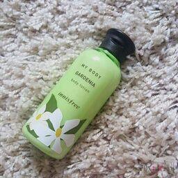 [REVIEW] Sữa dưỡng My body gardenia body lotion
