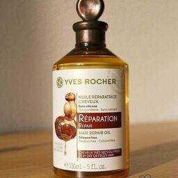 Dầu dưỡng Yves Rocher bóng mượt tóc Hair Repair Oil, nếu bạn không biết thì sẽ hối hận!