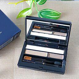 CLEDE PEAU BEAUTÉ Eyebrow & Eyeliner Compact , 2 trong 1 lợi hại gấp đôi.