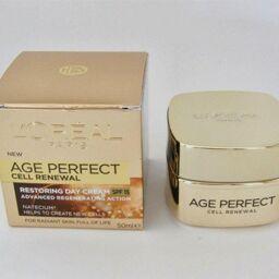 [Review] Kem dưỡng chống nắng L'Oréal Cell Renewal Day SPF 15 Cream