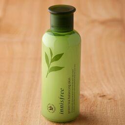[Review] Nước hoa hồng tràn xanh Innisfree Green Tea Balancing Skin cho da dầu