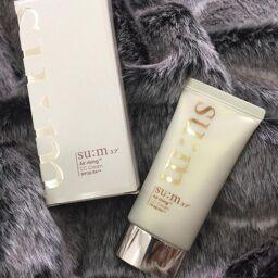 [Review] Kem nền che phủ khuyết điểm Su:m37 Air Rising TF CC Cream