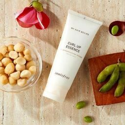 [Review] Tinh chất INNISFREE Hair My hair curl up essence