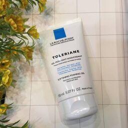 [Review] Laroche Posay Toleriane Softening Foaming gel .