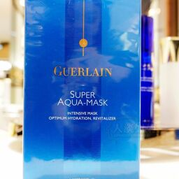 Guerlain INTENSIVE MASK OPTIMUM HYDRATION REVITALIZER sức mạnh từ những chiếc mask gel liệu có khiến da được tươi trẻ?