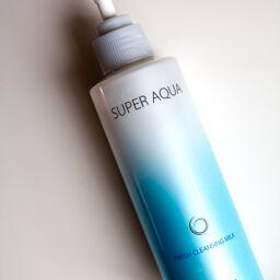 Đôi điều mình muốn chia sẻ về sữa tẩy trang Missha Super Aqua Fresh Cleansing Milk !