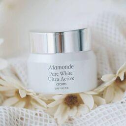 Mamonde Pure White Ultra Active Cream làn da sáng đáng mơ ước như chị em Hàn Quốc