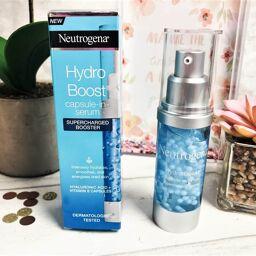 Bí quyết trẻ đẹp mỗi ngày với Neutrogena Hydro Boost Multivitamin Booster.
