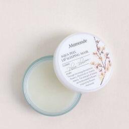 Mặt Nạ Dưỡng Môi Mamonde Aqua Peel Lip Mask Plum Blossom- Vũ khí bí mật cho làn môi tươi tắn