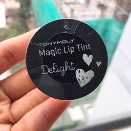 """""""Tắc kè hoa"""" Tony Moly DELIGHT MAGIC LIP TINT cho đôi môi xinh xắn."""