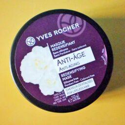 Yves Rocher Anti-Aging Redensifying Mask mặt nạ ủ tóc suôn mượt, người theo nườm nượp