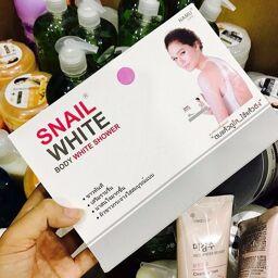 Tắm trắng Snail White body Thái Lan – một thương hiệu nổi tiếng ở Thái Lan liệu có tốt như quảng cáo?