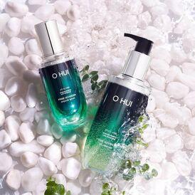 Bật mí bí quyết làm sạch da mặt với OHUI Prime Advancer Gel Cleanser