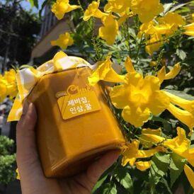 Mật ong sâm nghệ Mama Chue – Chăm sóc cơ thể từ sâu bên trong